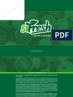 SiFresh_Manual de Identidad Visual