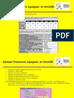 Ejemplo planeación agregada WINQSB MOD 3