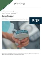 Bowel ultrasound _ Society of Radiographers (1).pdf