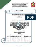 PLANEACION Y ANTOLOGIAESTUDIO YPENSAMIENTO.docx