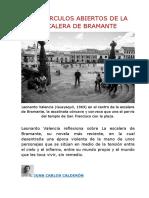 LOS CÍRCULOS ABIERTOS DE LA ESCALERA DE BRAMANTE