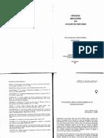 Variações e implicaçoes genericas no Diario de Bagda