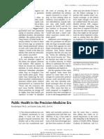 4. Sesión 4 Public Health in the Precisión-Medicine Era.pdf