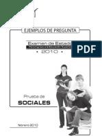 icfes sociales 2010
