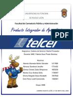 PIA CADENA DE SERVICIO CLIENTE-PROVEEDOR