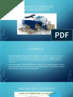 LOGISTICAY CADENA DE ABASTECIMCIENTO