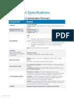 powerone-spec-sheet