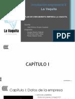Diapositivas La Vaquita Incubacion II FINAL
