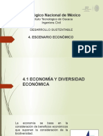 5 Escenario Económico 1.1