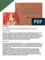 NOVENA A LA VIRGEN DE COROMOTO.pdf