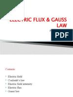 1.1 Gauss's law (1)