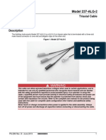 Datasheet - Keithley - 237-ALG-2 Triax cable