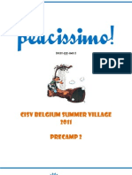 Peacissimo Precamp 2 Working Current