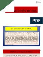 CONSTITUCIÓN 1828