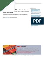 Thick SS316 materials TIG welding development.pdf