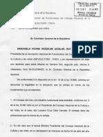 ANFUCULTURA solicita a contraloría pronunciamiento por fondart a Lastarria 90