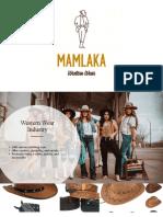 Mamlaka western wear