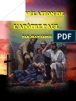 Revelation Apotre Paul