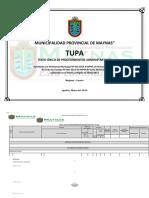 TUPA 2013