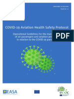 EASA-ECDC_COVID-19_Operational guidelines for management of passengers_final