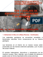 C 03 PRINCIPIOS ESFUERZOS, MEDICION Y ANALISIS EN MACIZO ROCOSO