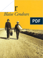 Blaise Cendrars - Gold (L'or)
