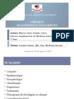 CHOQUE- HOSPITAL AMÉRICO BOAVIDA- final