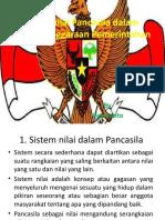 Pertemuan Ketiga Bab 1 Nilai-nilai Pancasila dalam Penyelenggaraan Pemerintahan.pptx