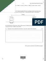 Mechanics Worksheet