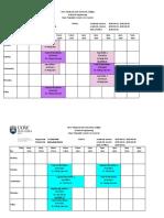 FE 2020 June semester timetable Part2