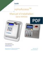 Installation_Serie_MA500