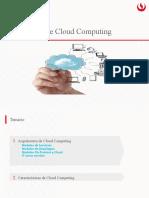 Arquitectura de Cloud Computing