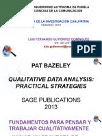 Metodología cualitativa