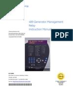 GE 489 Manual