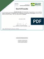 Guia de Orientação e Formulários para Inspeções de Segurança de Barragem