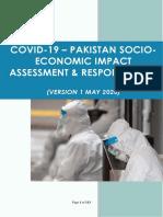 PAKISTAN-Preparedness and Response Plan
