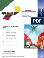 Presentación Ecuador