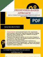 Heidi M. Ladignon-Comprehension-based approach