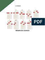SEQUENCIA DE LÁ MENOR.doc