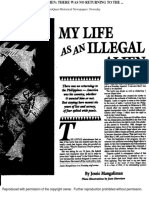 My Life as an Illegal Alien by Jessie Mangaliman
