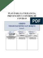 1. PLan COVID-19 Grifo Negociaciones San Roque