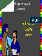 A_Favorite_Son_Becomes_a_Slave_Romanian
