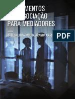 livro fundamentos de negociação para mediadores