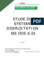 ETUDE_DU_SYSTEME_D_EXPLOITATIONMS_DOS_6_22