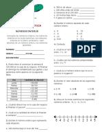 TALLER DE PRÁCTICA DE NÚMEROS ENTEROS II (3)