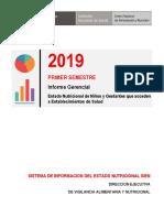 Informe Gerencial SIEN HIS I Semestre 2019-c
