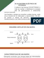 BARRAS EN UN SISTEMA ELÉCTRICO DE POTENCIA.pptx