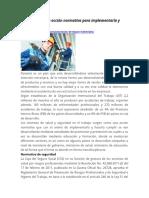 prevencion de riesgos industriales