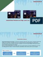 Platinum Aura Edge Product Presentation
