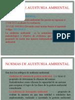 NORMAS DE AUDITORIA AMBIENTAL SEGUN CODIGO NE-CE-14 Diplomado.pptx